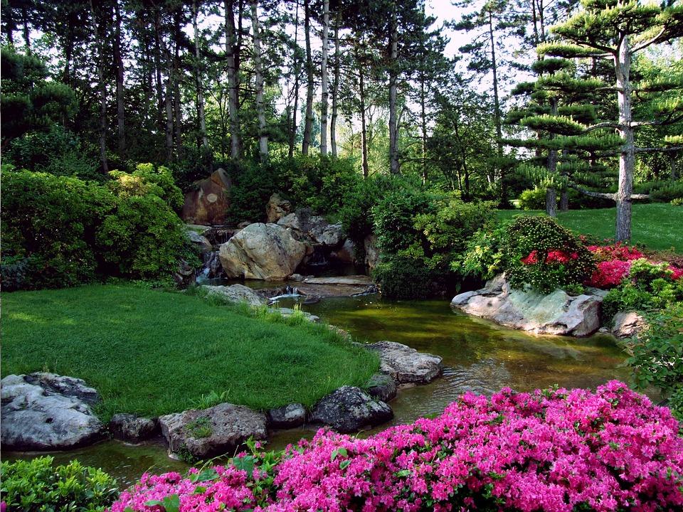 Comment faire un jardin miniature japonais ?